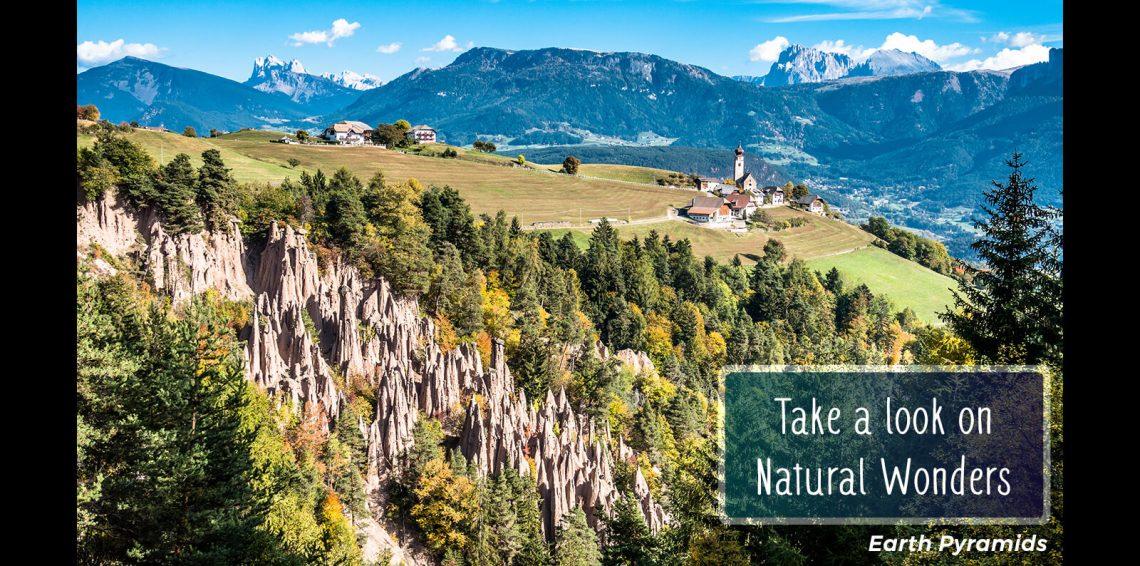 Take a look on natural wonders