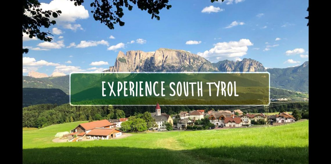 experience south tyrol